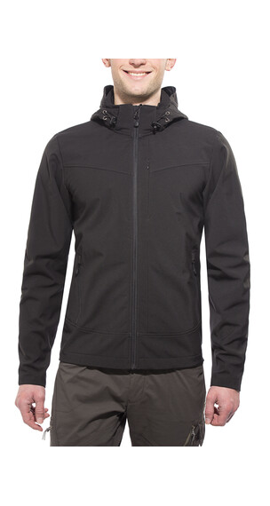 axant Alps Softshell Jacket Men black